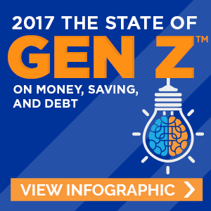 The State of Gen Z 2017 on money, saving, and debt