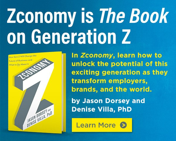 Zconomy is The Book on Generation Z